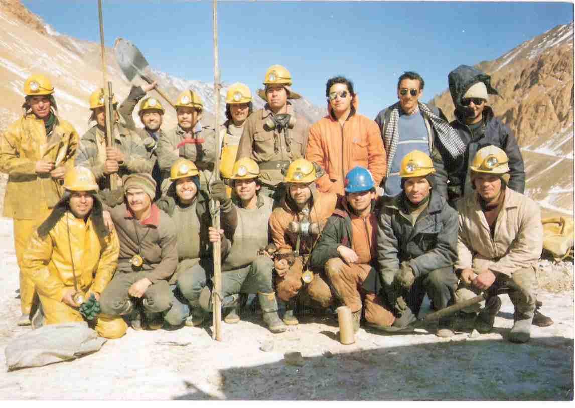 primeros mineros pelambres