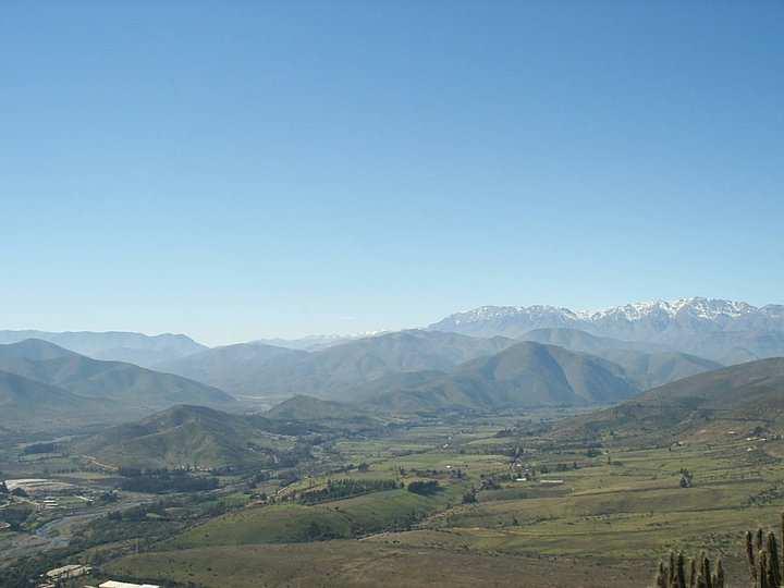 valle de Illapel